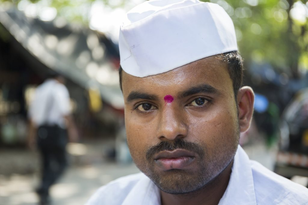 Mumbai's trusted tiffin-wallahs.